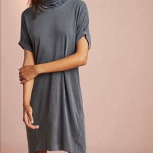 Stateside by Anthropologie cowl neck dress